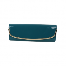 Stylish Blue clutch