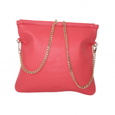 Laurent pink classic clutches for women's hand bag