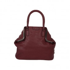 Classic Tote Brown Hand Bag