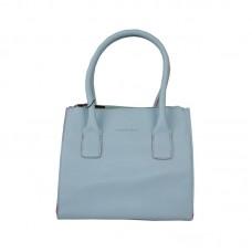 Casual Light Grey Clutch Fashion Women Shoulder Bag