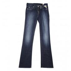 Men's faded jeans pants