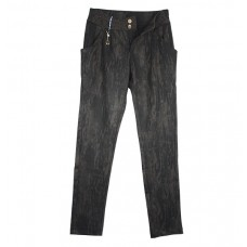 Black Hemp Jeans For Men